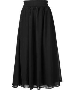 Sam & Lavi   Frilled High-Rise Skirt