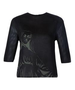 Dominic Louis | Printed Mesh T-Shirt