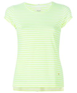 +People | Fluo Striped T-Shirt