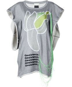 Bernhard Willhelm | Banana Embroidery Sweatshirt