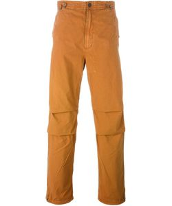 Maharishi | Embroidered Calf Loose Fit Trousers