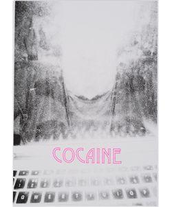 House Of Voltaire   Clunie Reid Cocaine Risograph Print