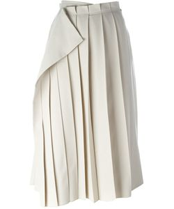 Yohji Yamamoto Vintage | Pleated Wrap Skirt