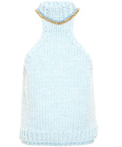 Wool And The Gang | Chain Neck Knit Top