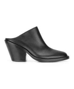 Ann Demeulemeester Blanche   Classic Mules Womens Size 37 Leather
