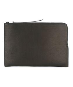 Rick Owens | Large Clutch Womens Calf Leather/Lamb Skin