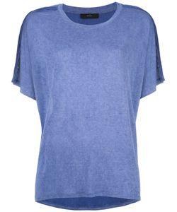 Diesel | T-Hanna-W T-Shirt Womens Size Xxs Viscose
