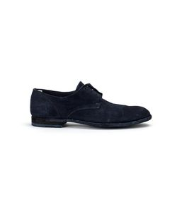 Officine Creative | Laine Derbies Mens Size 40 Leather/Rubber/Calf Suede