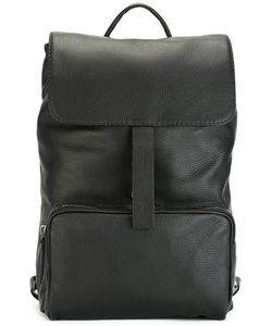 Zanellato | Front Pocket Backpack Calf Leather