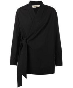 Damir Doma | Belted Wrap Jacket Mens Size Medium Cotton