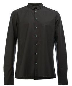 Label Under Construction | Slim-Fit Shirt Mens Size 50 Cotton