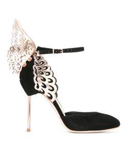 Sophia Webster | Wings Motif Pumps Womens Size 40 Calf Suede/Leather
