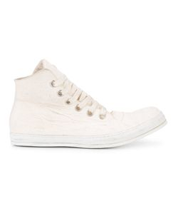 A Diciannoveventitre | S2 Hi-Tops Mens Size 43 Rubber/Leather