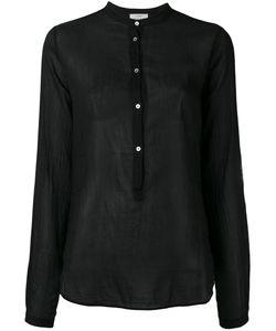 Forte Forte | Plain Shirt Womens Size 3 Cotton/Silk