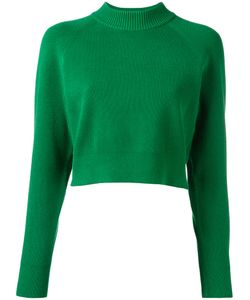 DKNY | Funnel-Neck Sweater Womens Size Large Polyester/Viscose