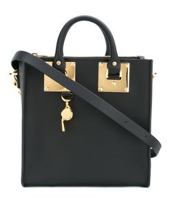 Sophie Hulme | Contrast Tote Bag Womens Leather/Metal Other