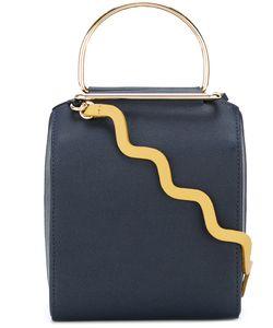 Roksanda | Wavy Shoulder Strap Detail Bag Womens Leather