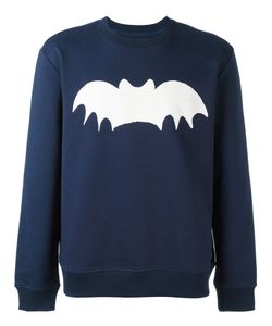 Zoe Karssen | Bat Print Sweatshirt Mens Size Medium Cotton