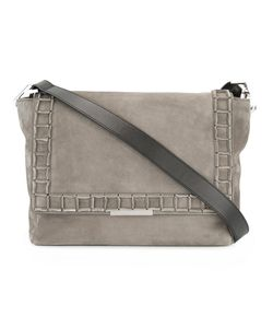 Tomasini | Large Shoulder Bag Womens Suede