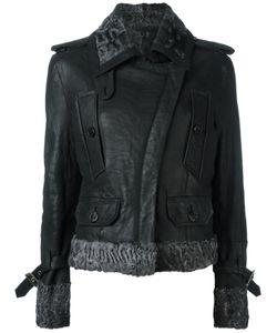 Christian Dior Vintage | Leather Jacket Womens Size 40
