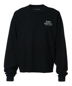 Enfants Riches Deprimes | Logo Print Sweatshirt Mens Size Small Cotton