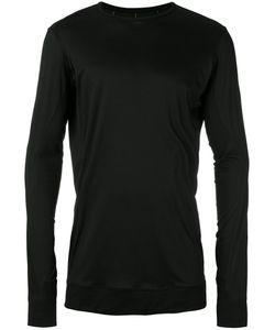 Devoa | Long Sleeved T-Shirt Mens Size 4 Silk/Rayon