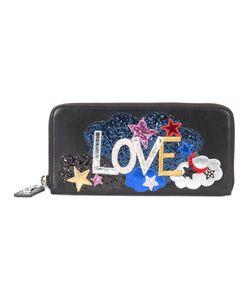 Saint Laurent | Love Wallet Womens Leather