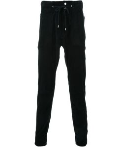 The Soloist | Zip Detail Tapered Trousers