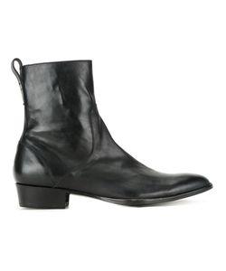 Hl Heddie Lovu | Side Zip Ankle Boots