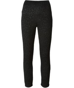 Bevza | Wide Waistband Stretch Trousers