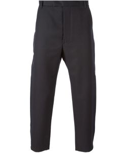 Matthew Miller | Cropped Slim Fit Trousers