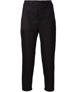 Tvscia | Cropped Trousers