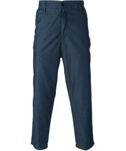 Ejxiii | Coated Workwear Trousers