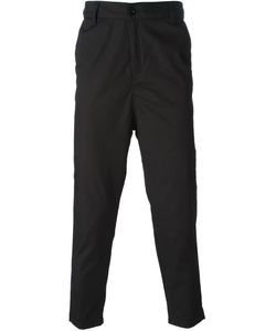 Ejxiii | Straight Leg Cropped Trousers