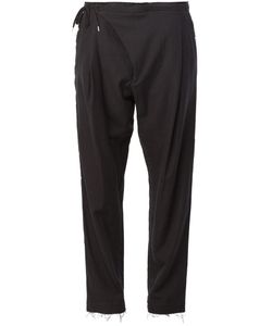 The Soloist | Cropped Wrap Trousers