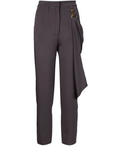 Dominic Louis | Draped Trousers