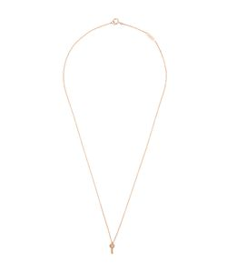 Lauren Klassen | Tiny Key Necklace Womens