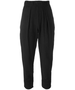 Raquel Allegra | Cropped Trousers Womens Size 2 Cotton