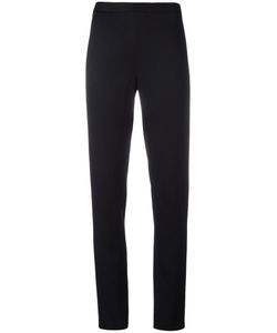 Chalayan | Slim-Fit Trousers Womens Size 42 Acetate/Viscose