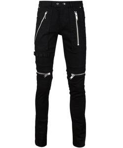 99 Is | 99 Is Zip Detail Trousers