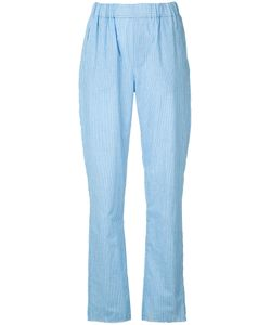 Baja East | Boxing Trousers Womens Size 0 Cotton/Linen/Flax/Rayon