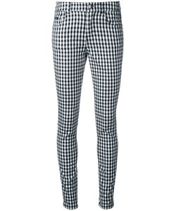 Guild Prime | Checked Skinny Jeans Womens Size 36 Cotton/Polyurethane