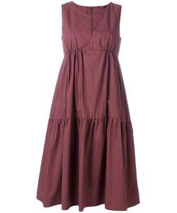 Odeeh | Sleeveless Tier Dress Womens Size 38 Cotton