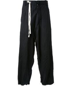 A New Cross | Crushd Drop Crotch Pants