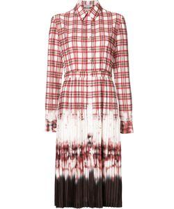 Altuzarra | Tie Dye Pleated Shirt Dress Womens Size 36 Polyester