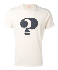 Levi's Vintage Clothing | 1960s Graphic Question Mark T-Shirt Mens Size Xl