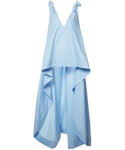 Natasha Zinko   Open Elongated Back Tank Womens Size 34 Cotton