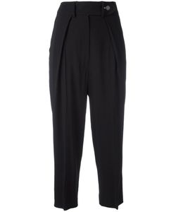 Sportmax | High-Waisted Trousers Womens Size 38 Spandex/Elastane/Acetate/Viscose