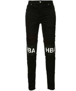 Hood By Air | Printed Text Trousers Mens Size 30 Cotton