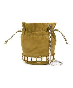 Tomasini | Bucket Cross Body Bag Womens Suede